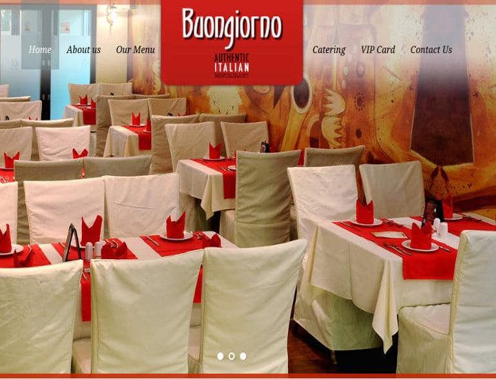 Buongiorno Italian Restaurant
