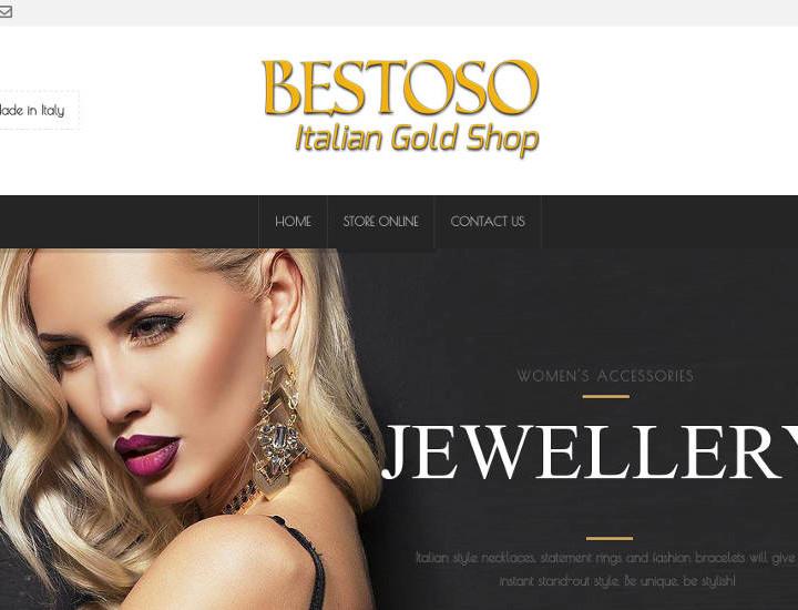 Italian Gold Shop