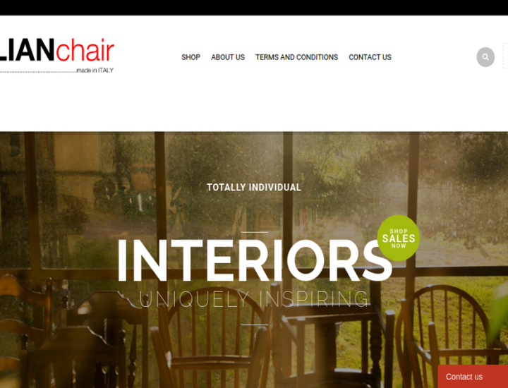 Italian Chair South Africa